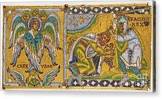Heraclius (c575-641 A.d.) Acrylic Print by Granger