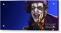 035. Wait Till They Get A Load Of Me Acrylic Print by Tam Hazlewood