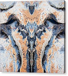 09-18-08-0822hrs Acrylic Print by John  Bartosik