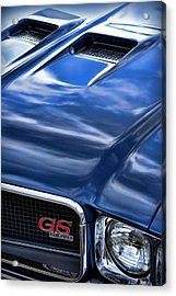 1970 Buick Gs 455  Acrylic Print by Gordon Dean II