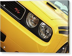 2011 Dodge Challenger Rt Acrylic Print by Gordon Dean II