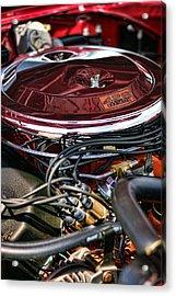 426 Hemi Acrylic Print by Gordon Dean II