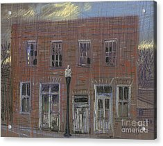 Abandoned Acrylic Print by Donald Maier