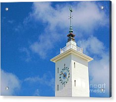 All Along The Watchtower Acrylic Print by Debbi Granruth