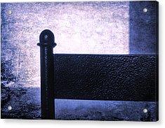 Alone Acrylic Print by Dan Sproul