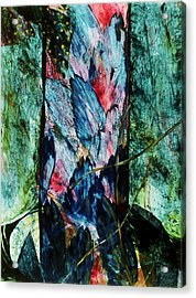 Angels Descending Acrylic Print by Sue Reed
