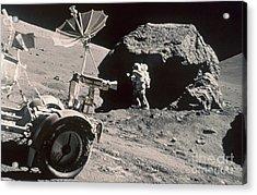 Apollo 17, December 1972: Acrylic Print by Granger