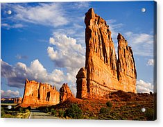 Arches National Park Utah Acrylic Print by Utah Images