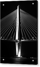 Arthur Ravenel Jr. Bridge  Acrylic Print by Dustin K Ryan