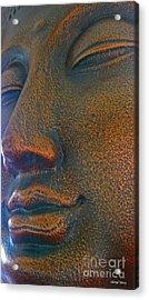Buddha  Acrylic Print by Cheryl Young