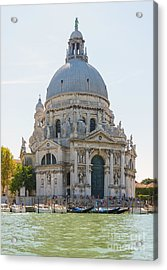 Cathedral Acrylic Print by Svetlana Sewell