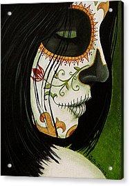 De Un Dia Para Otro Acrylic Print by Al  Molina