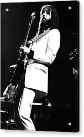 Eric Clapton 1973 Acrylic Print by Chris Walter