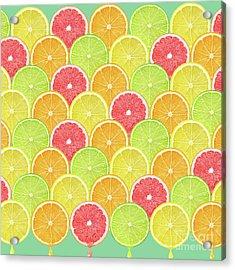 Fresh Fruit  Acrylic Print by Mark Ashkenazi