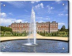 Hampton Court Palace - England Acrylic Print by Joana Kruse