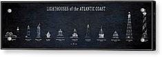 Lighthouses Of The Atlantic Coast Acrylic Print by Daniel Hagerman