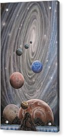 Multiverse 584 Acrylic Print by Sam Del Russi