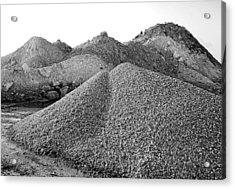 Nipple Mound Acrylic Print by Stephen Mack