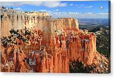 Paria Point In Bryce Canyon Acrylic Print by Pierre Leclerc Photography