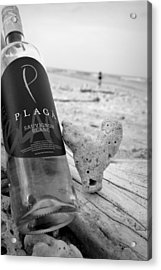 Relaxation Acrylic Print by Shawna Gibson