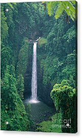 Sopoaga Falls Acrylic Print by Kyle Rothenborg - Printscapes