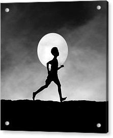 The Dream Catcher Acrylic Print by Hengki Lee
