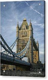 Tower Bridge London Acrylic Print by Patricia Hofmeester