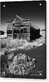 Under The Weight Of It All Acrylic Print by Mike  Dawson