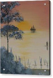 Untitled Acrylic Print by Scott Kugler
