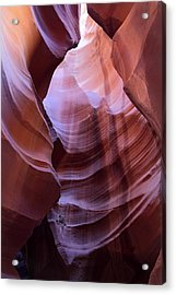 Upper Antelope Canyon  Acrylic Print by Pierre Leclerc Photography