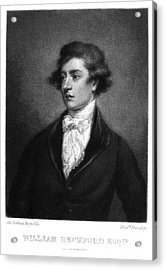 William Beckford (1760-1844) Acrylic Print by Granger