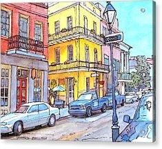 107 Acrylic Print by John Boles