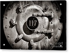 117 Acrylic Print by Olivier Le Queinec