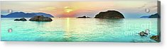 Sunrise Acrylic Print by MotHaiBaPhoto Prints