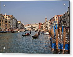 Venice - Italy Acrylic Print by Joana Kruse