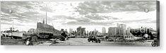 1926 Miami Hurricane  Acrylic Print by Jon Neidert