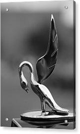 1939 Packard Super 8 Touring Sedan Pelican Hood Ornament Acrylic Print by Gordon Dean II
