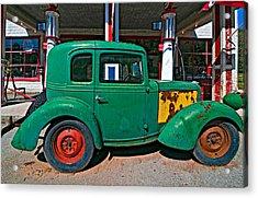 1940 Bantam Coupe Acrylic Print by Steve Harrington
