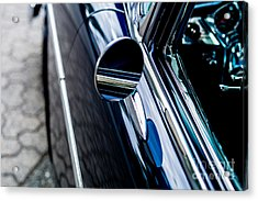 Acrylic Print featuring the photograph 1950s Chevrolet by M G Whittingham
