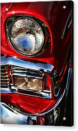 1956 Chevrolet Bel Air Acrylic Print by Gordon Dean II