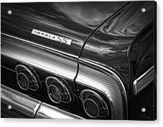 1964 Chevrolet Impala Ss Acrylic Print by Gordon Dean II