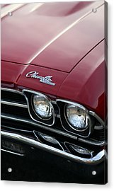 1968 Chevy Chevelle Ss Acrylic Print by Gordon Dean II