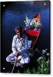 A Acrylic Print by Mohammed Nasir
