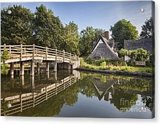 Constable Country Acrylic Print by Colin and Linda McKie