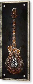 Electric Time Classic Acrylic Print by Michael Spatola