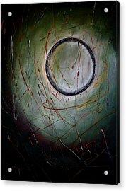 Infinity Acrylic Print by Vel Verrept