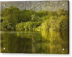 Landscape Acrylic Print by Svetlana Sewell