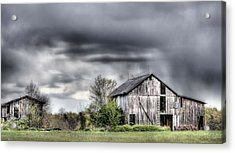 Ominous  Acrylic Print by JC Findley