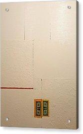 $2  Radoslaw Zipper  36x52  2016 Acrylic Print by Radoslaw Zipper