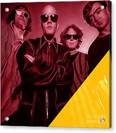 R.e.m. Collection Acrylic Print by Marvin Blaine